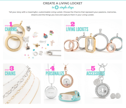 Origami Owl - 2020 Take Out Menu by Origami Owl Custom Jewelry - issuu | 348x404